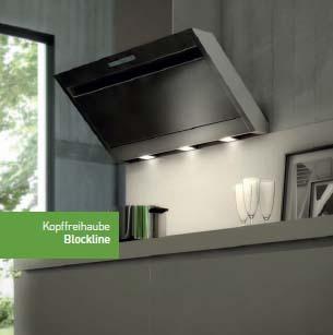 berbel kopffreihaube blockline bkh70bl kuechen boehm. Black Bedroom Furniture Sets. Home Design Ideas